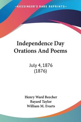 Independence Day Orations and Poems