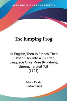 The Jumping Frog Cover Image