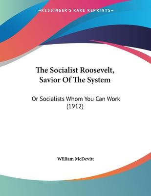 The Socialist Roosevelt, Savior of the System