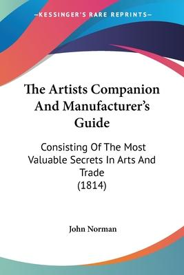 The Artists Companion and Manufacturer's Guide