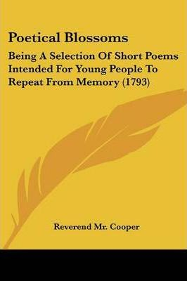 Poetical Blossoms Cover Image