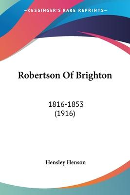 Robertson of Brighton