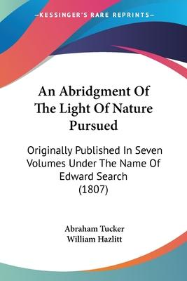 An Abridgment of the Light of Nature Pursued