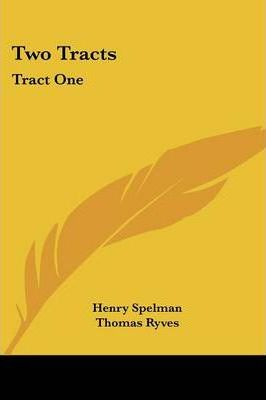 Two Tracts Cover Image