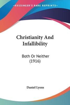 Christianity and Infallibility