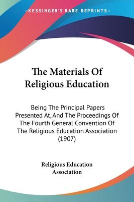 The Materials of Religious Education