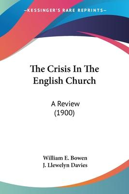 The Crisis in the English Church