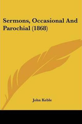 Sermons, Occasional and Parochial (1868)