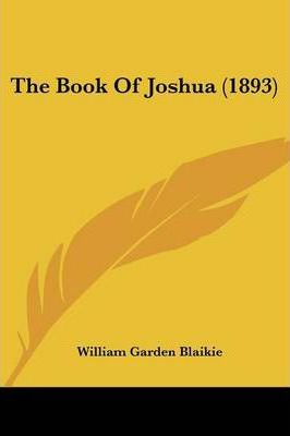 The Book of Joshua (1893)
