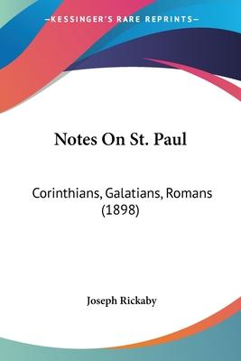 Notes on St. Paul