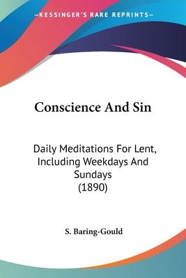 Conscience and Sin