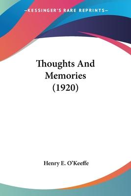 Thoughts and Memories (1920)