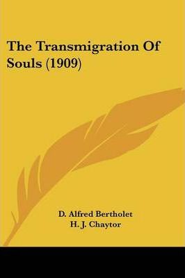 The Transmigration Of Souls (1909) Cover Image