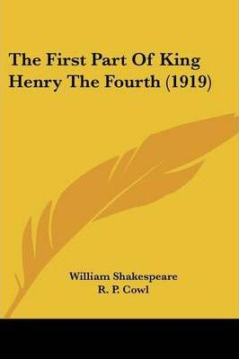 The First Part of King Henry the Fourth (1919)