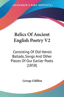 Relics of Ancient English Poetry V2