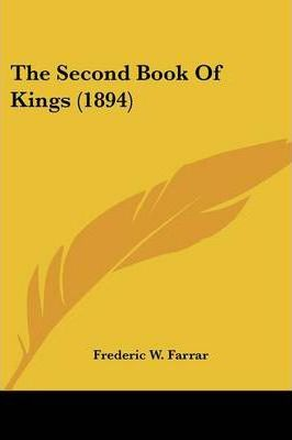 The Second Book of Kings (1894)