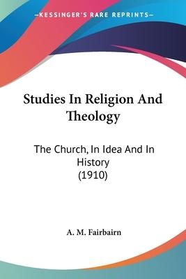 Studies in Religion and Theology