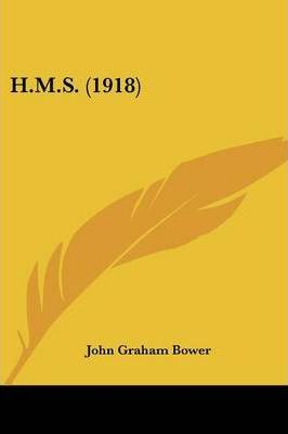H.M.S. (1918) Cover Image