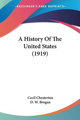 A History of the United States (1919)