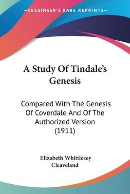 A Study of Tindale's Genesis