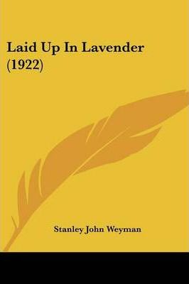 Laid Up In Lavender (1922) Cover Image