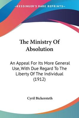 The Ministry of Absolution