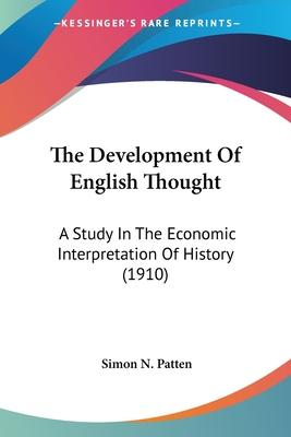 The Development of English Thought
