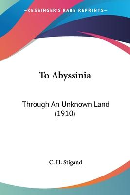 To Abyssinia