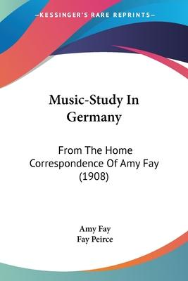 Music-Study in Germany