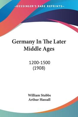 Germany in the Later Middle Ages