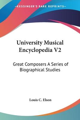 University Musical Encyclopedia V2
