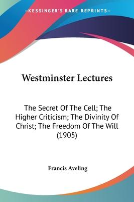 Westminster Lectures