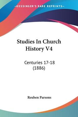 Studies in Church History V4
