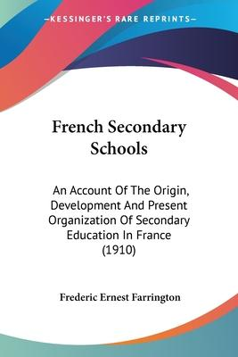 French Secondary Schools