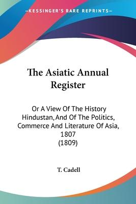 The Asiatic Annual Register