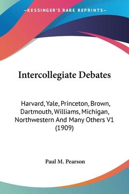 Intercollegiate Debates