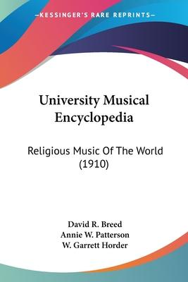 University Musical Encyclopedia