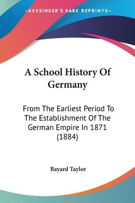 A School History of Germany