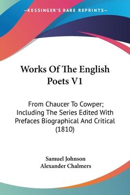 Works of the English Poets V1