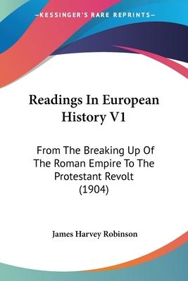 Readings in European History V1