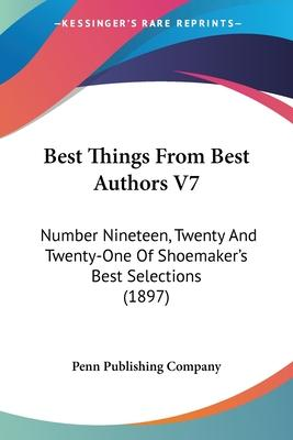Best Things from Best Authors V7