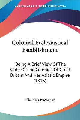 Colonial Ecclesiastical Establishment