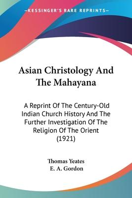 Asian Christology and the Mahayana