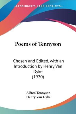 Poems of Tennyson Cover Image