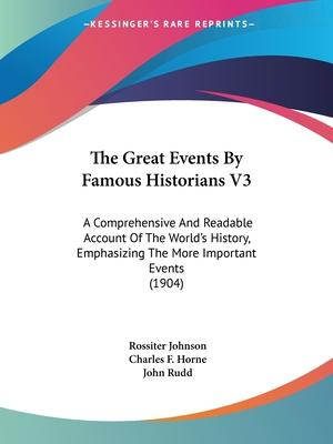 The Great Events by Famous Historians V3