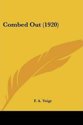 Combed Out (1920)