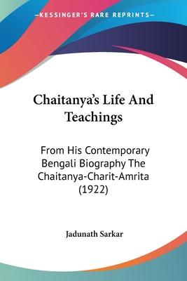 Chaitanya's Life and Teachings