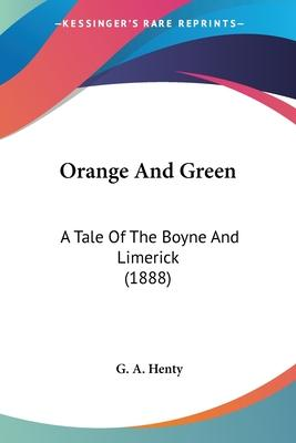 Orange And Green Cover Image
