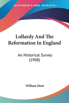 Lollardy and the Reformation in England