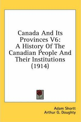 Canada and Its Provinces V6